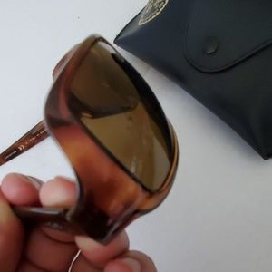 Ray-Ban Accessories - RAYBAN Polorized 4068 642/57 3P Sunglasses